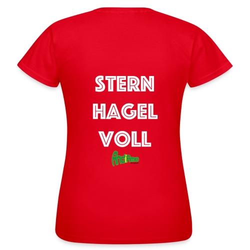 Sternhagelvoll - Frauen T-Shirt
