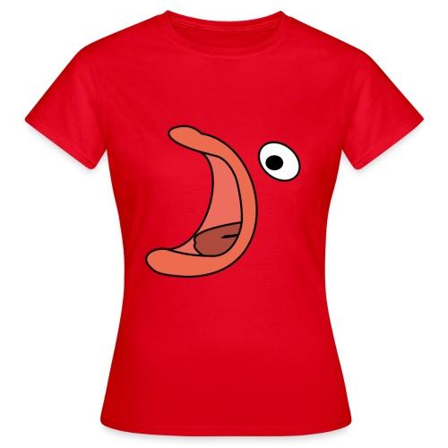 Flappy Salmon - Women's T-Shirt