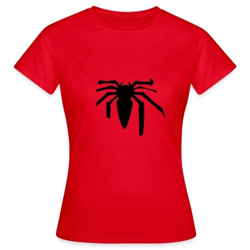 Black spider - T-shirt Femme