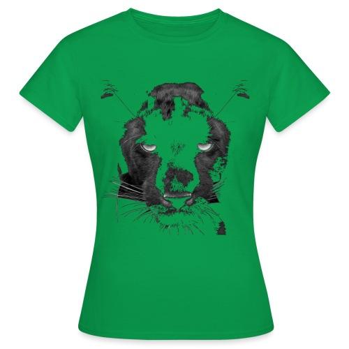 Pantere - T-shirt Femme