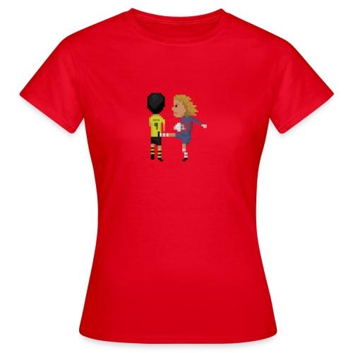 Kung fu goalkeeper - Women's T-Shirt