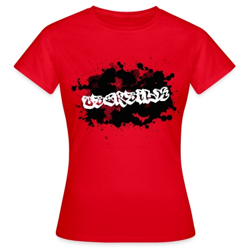 oberbilkpaint - Frauen T-Shirt