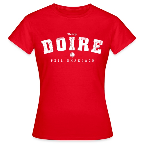 derry vintage - Women's T-Shirt