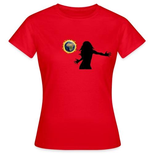 Dead world - T-shirt Femme
