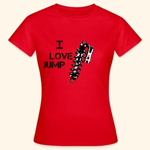 jump - Women's T-Shirt