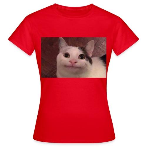 Polite cat - Women's T-Shirt