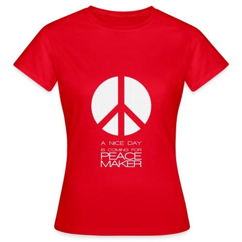 Motif peacemaker4 png - T-shirt Femme