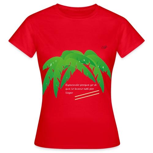Palmera x OMW - Camiseta mujer