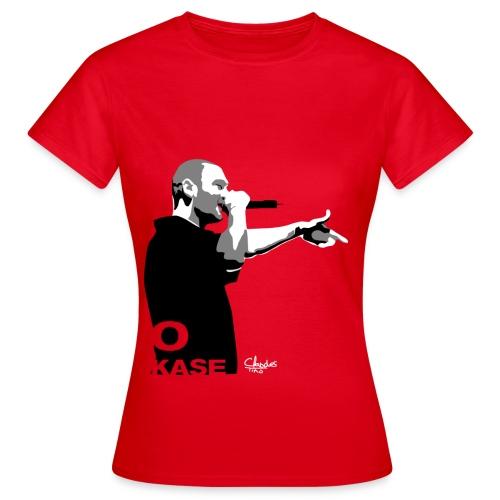 kase O - Camiseta mujer