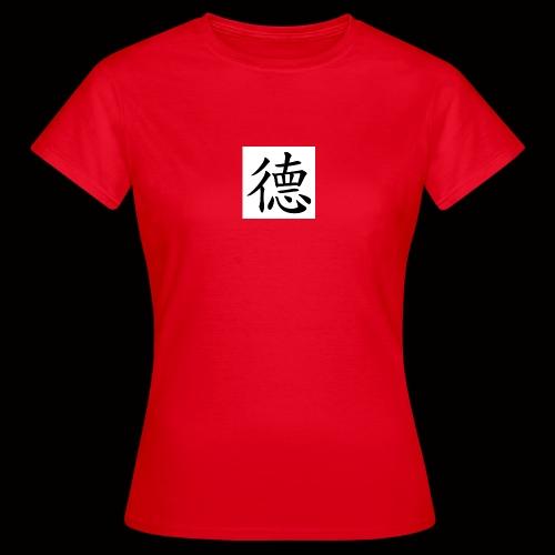 moral - T-shirt dam