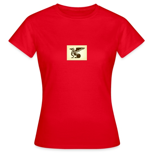 Iran bird - T-shirt dam