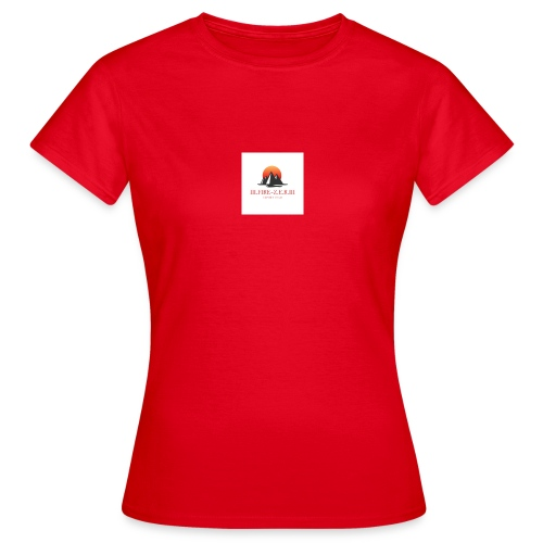 III.FIRE-Z.E.R.III - T-shirt Femme