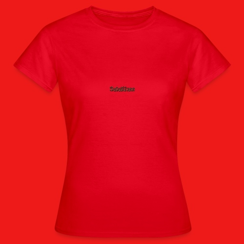 New Design - Dame-T-shirt