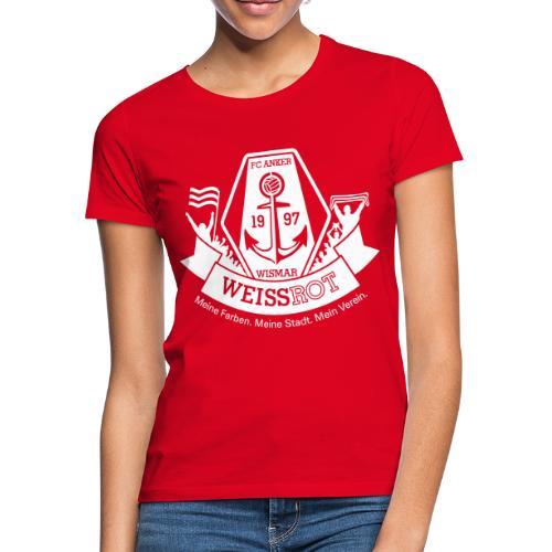Meine Farben. Meine Stadt. Mein Verein - Frauen T-Shirt
