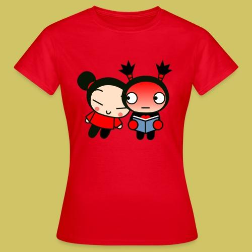 Pucca y Garu - Women's T-Shirt