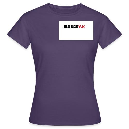 jESSEORY.K - Women's T-Shirt