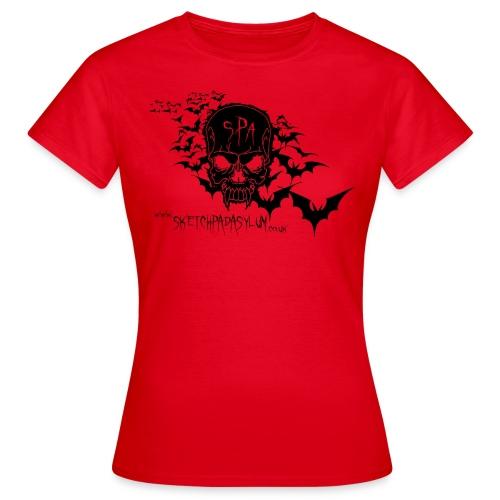 skulls - Women's T-Shirt
