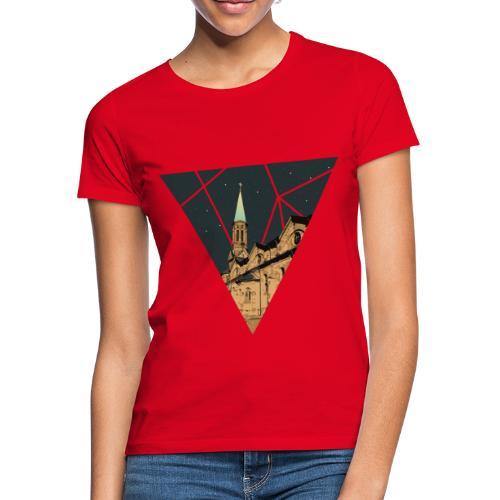 Kirche St Barbara Forst - Frauen T-Shirt