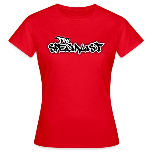 Tri-Specialist - Women's T-Shirt