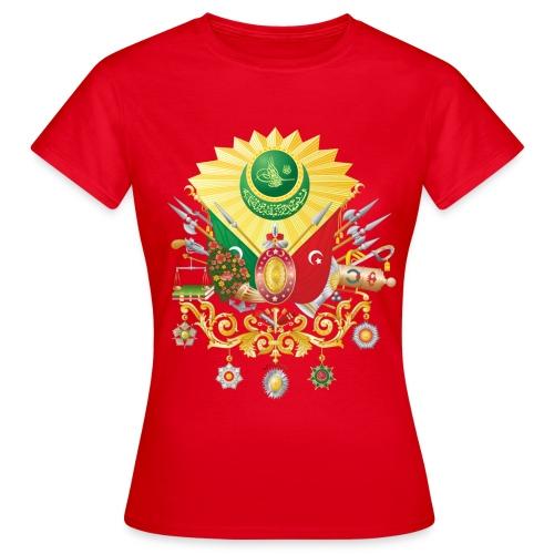 turkey ottoman turkish empire desktop 2000x2380 hd - Vrouwen T-shirt