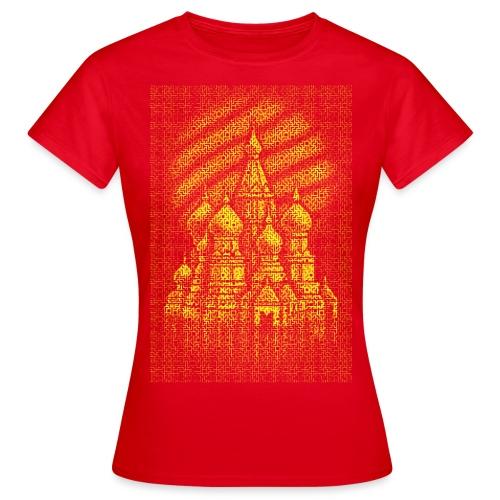 Russian Bricks - Women's T-Shirt