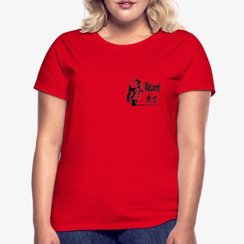 logo motards du 52 - T-shirt Femme