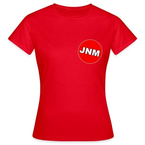 JustNotMe logo design - Vrouwen T-shirt