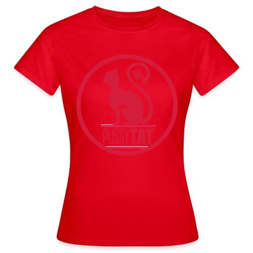 PussyV001 - Frauen T-Shirt