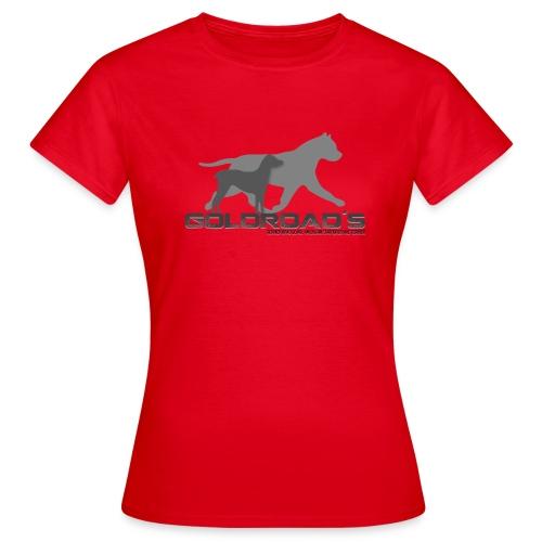 Goldroads - T-shirt dam