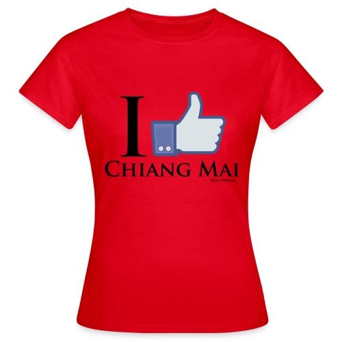 I Like Chiang Mai - Frauen T-Shirt