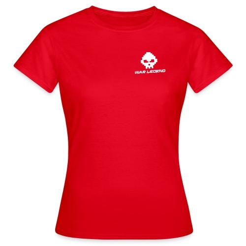 Maddi shirt - T-shirt Femme