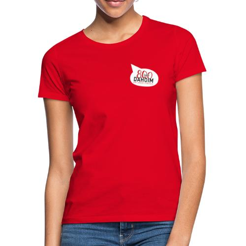 Dahoim am Andelsbach - ROT - Frauen T-Shirt