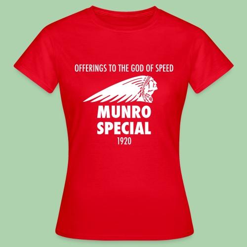 burt munro - Maglietta da donna