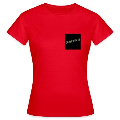 Gamer Boy Tv - Women's T-Shirt