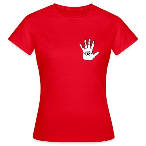 Fat Hutsul Hand - T-shirt Femme