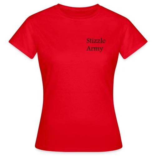 Stizzle Army - Frauen T-Shirt