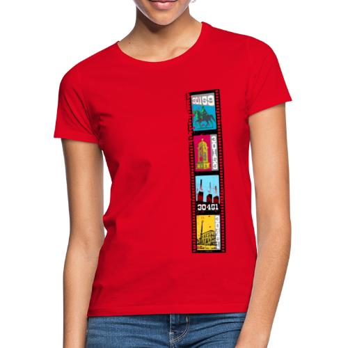 Stadtansichten Hannover Set 04 - Frauen T-Shirt