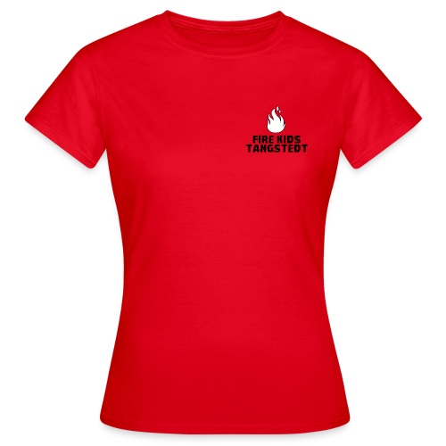 FIRE KIDS LOGO Official - Frauen T-Shirt