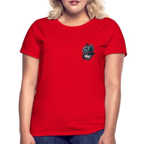 FiReZ logo - T-skjorte for kvinner