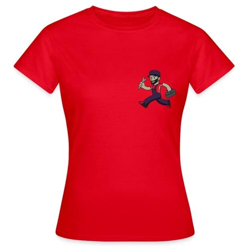 Buck Solutions - Vrouwen T-shirt