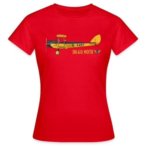 DH60 Moth - Women's T-Shirt