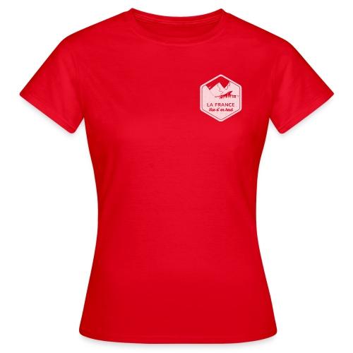 Vue d'en haut - T-shirt Femme