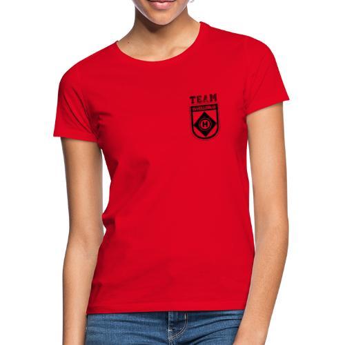 team black - Frauen T-Shirt