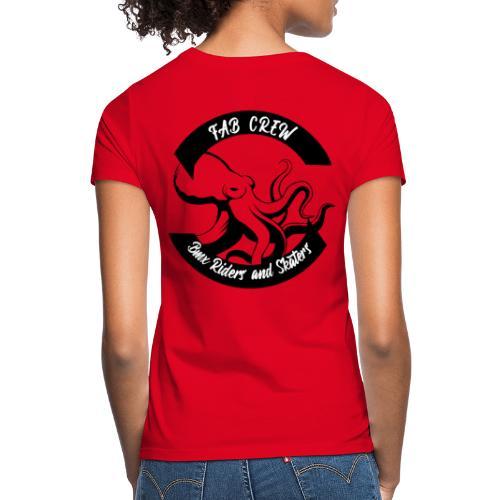 FAB CREW NOIR edition 02 19 - T-shirt Femme