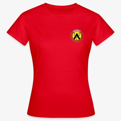Logo Kustboys Color - Vrouwen T-shirt
