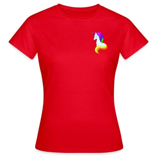 Unicornio rules - Camiseta mujer