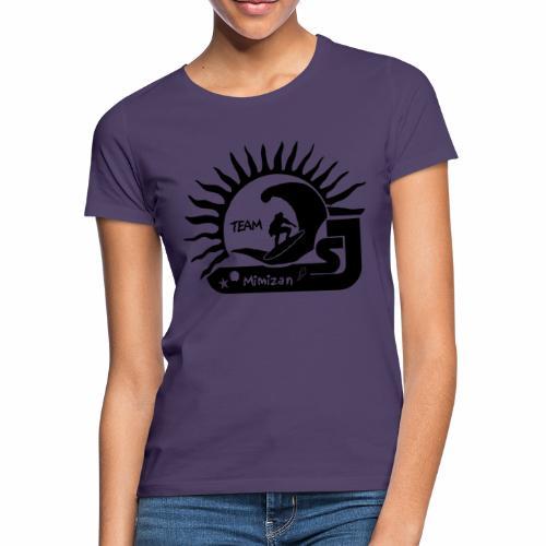 Mimizan - Frauen T-Shirt