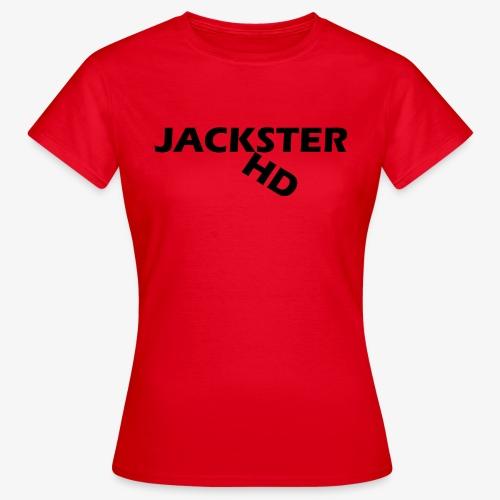 jacksterHD shirt design - Women's T-Shirt