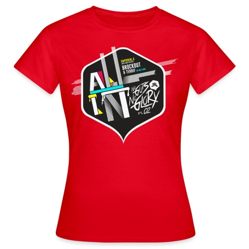 EPK_TPL_EXPORT01 - Women's T-Shirt
