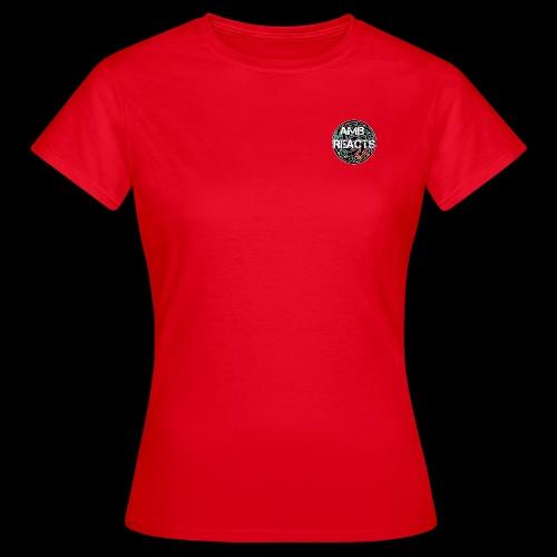 Twin logo breakdown bomb & logo - Women's T-Shirt